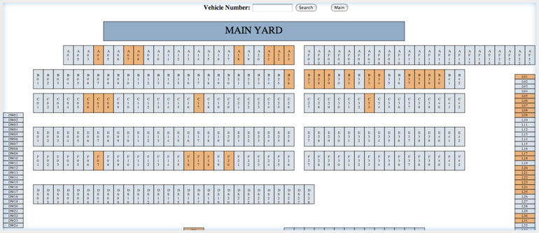 Yard Management System